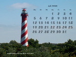 wallpaper July 2004 - lighthouse West Schouwen (NL)