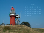wallpaper May 2006 - lighthouse Vlieland (NL)