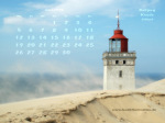 wallpaper June 2006 - lighthouse Rubjerg Knude (DK)