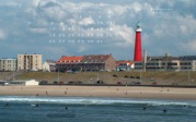 wallpaper May 2014 - lighthouse Scheveningen (NL)