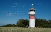 wallpaper July 2014 - lighthouse Gammel Pøl (DK)