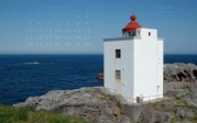 wallpaper November 2014 - lighthouse Ulla Fyr (N)