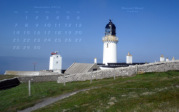 wallpaper November 2016 - lighthouse Dunnet Head (SCO)