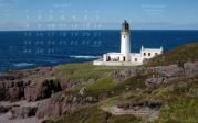 wallpaper May 2017 - lighthouse Rubha Reidh (SCO)