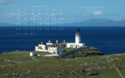 wallpaper January 2018 - lighthouse Neist Point (SCO)