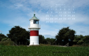 wallpaper October 2018 - lighthouse Tranerodde (DK)