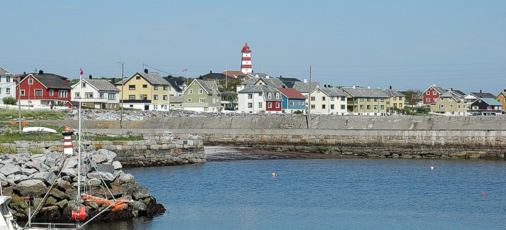 lighthouse Alnes