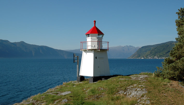 lighthouse Nokkanes